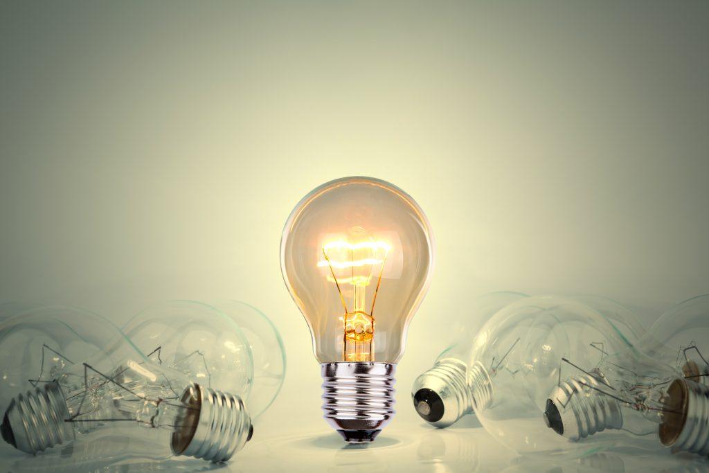 Awareness - Light bulb lamps